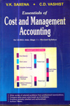 Essentials of Cost and Management Accounting