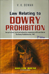 Law Relating to Dowry Prohibition