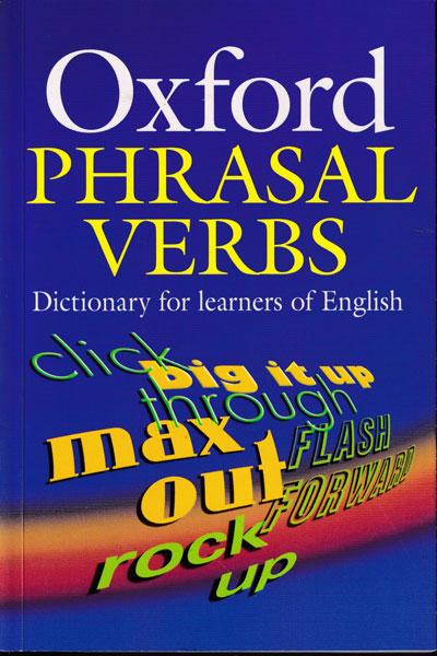 Oxford Dictionary of Phrasal Verbs