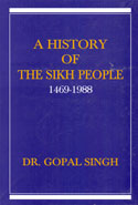 A History of the Sikh People 1469 to 1988