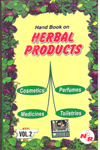 Handbook on Herbal Products (In 2 Vol)