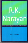 R K Narayan Contemporary World Writers