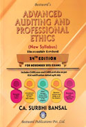 Advanced Auditing And Professional Ethics For Nov 2019 Exams For Old Syllabus As Well As New Syllabus