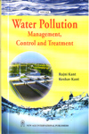 Water Pollution Management Control and Treatment