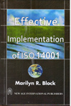 Effective Implementation of ISO 14001