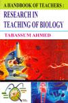 A Handbook of Teachers Research in Teaching of Biology