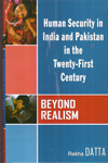 Human Security in India and Pakistan in the Twenty First Century