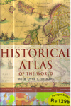 Historical Atlas of the World with Over 1200 Maps