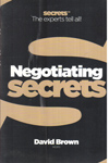 Negotiating Secrets