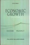 Economic Growth in India History and Prospect