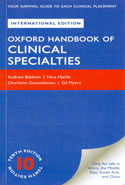 Oxford Handbook of Clinical Specialties Pocket Size