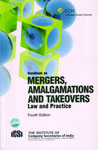 Handbook on Mergers Amalgamations and Takeovers Law and Practice