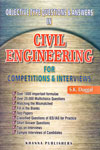 Objective Type Questions and Answers in Civil Engineering for Competitions and Interviews