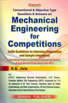 Conventional and Objective Type Questions and Answers on Mechanical Engineering for Competitions