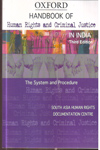 Handbook of Human Rights and Criminal Justice in India