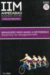 IIM Ahmedabad Business Books Managers Who Make a Difference
