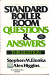 Standard Boiler Room Questions and Answers