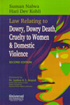 Law Relating to Dowry Dowry Death Cruelty to Women and Domestic Violence