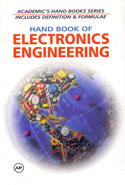 Hand Book of Electronics Engineering Pocket Size