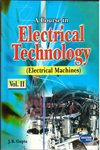 A Course in Electrical Technology Electrical Machines Vol 2