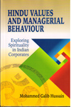 Hindu Values and Managerial Behaviour