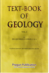 Text Book of Geoloy In 2 Vol