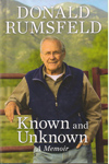 Known and Unknown a Memoir