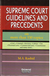 Supreme Court Guidelines and Precedents