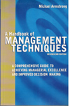 A Handbook of Management Techniques