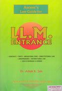 Law Guide for LLM Entrance
