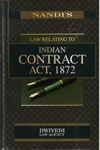 Law Relating to Indian Contract Act 1872