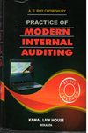 Practice of Modern Internal Auditing
