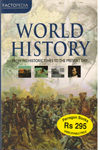 World History From Prehistoric Times to the Present Day Pocket Size Edition
