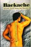 Backache Spondylitis Cervical Arthritis Gout Rheumatism
