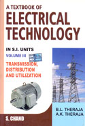 A Textbook of Electrical Technology In SI Units Vol III