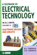 A Textbook of Electrical Technology In SI Units Vol IV