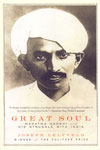Great Soul Mahatma Gandhi And His Struggle With India