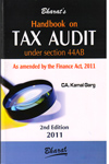 Handbook on Tax Audit Under Section 44 AB