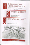 House Construction Made Easy In 3 Vols Including the Handbook of House Construction On site Checklist Keep Your Records