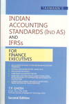 Indian Accounting Standards IND AS and IFRSs For Finance Executives