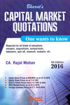 Capital Market Quotations One Wants To Know