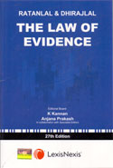 The Law of Evidence with Latest Case Law and Legislative Amendments
