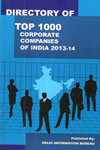 Directory of Top 1000 Corporate Companies of India 2013-14