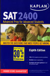 SAT 2400 Advanced Prep for Advanced Students