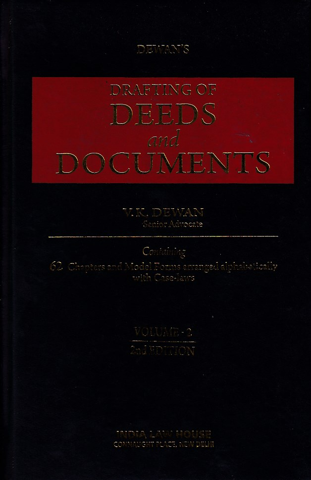 Drafting of Deeds and Documents