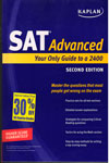 SAT Advanced Your Only Guide to A 2400