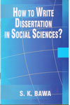 How to Write Dissertation in Social Sciences
