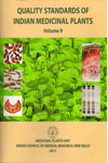 Quality Standards of Indian Medicinal Plants Vol 9