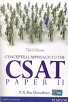 A Conceptual Approach to the CSAT GS Paper II 2015