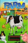Farm Stencil Activity Book With Stickers